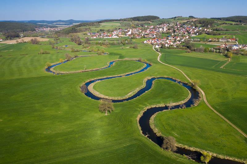 Luftbild Schwarzach